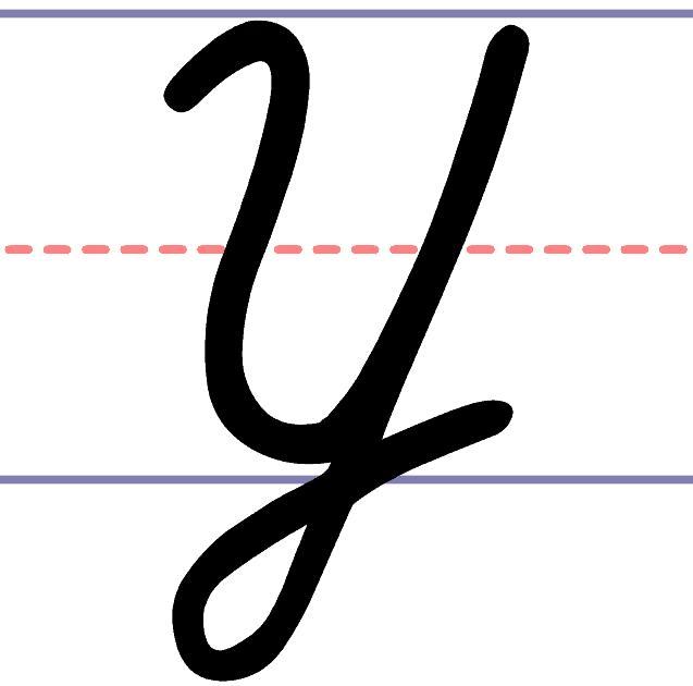 Uppercase Y